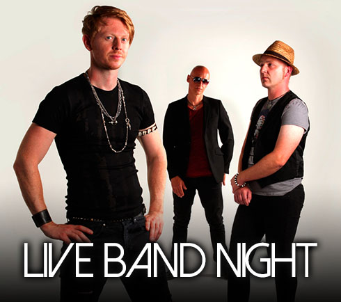 Christmas Live Band Night with  Extreme Rendition
