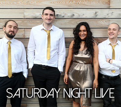 Saturday Night Live with Melody Avenue