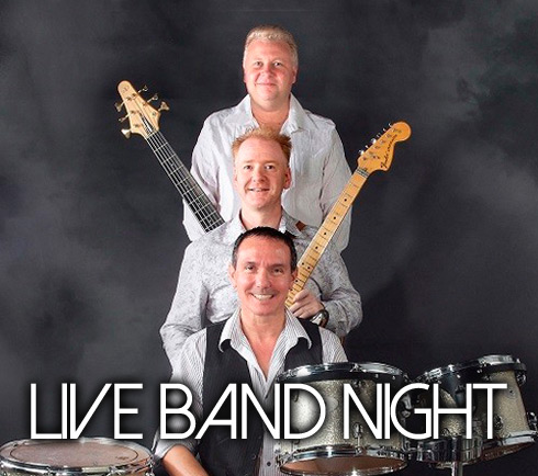 Christmas Live Band Night with  Vivo!
