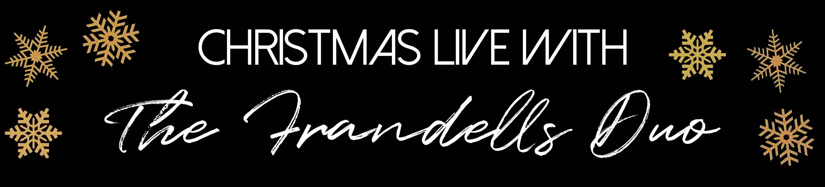 Christmas Live with The Frandells Duo