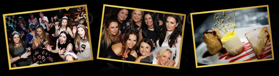 Bistro Live - Hen Parties in Leicester, Nottingham and Milton Keynes